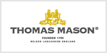 Thomas Mason - Franchise holder selects 4M Designers for its online retail store.