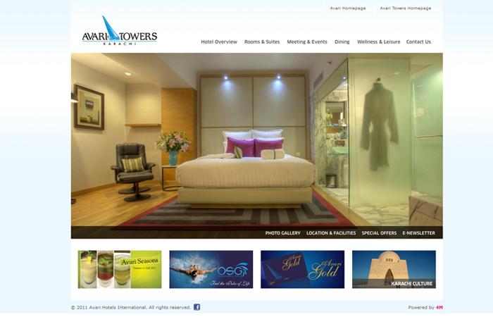 Avari Hotels Limited