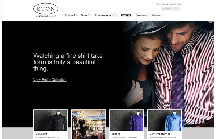Eton Shirts (Indumenti)