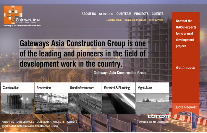 Gateway Asia Construction Group