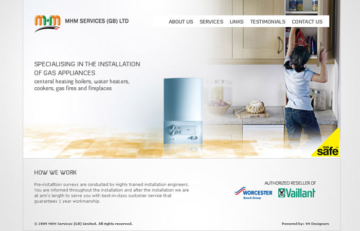 MHM Services (GB) Limited