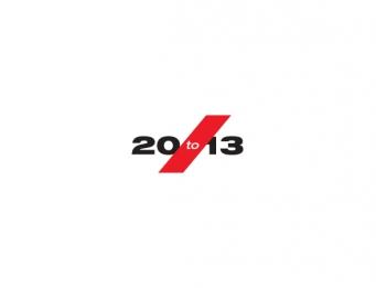 20to13 Brand Identity Design