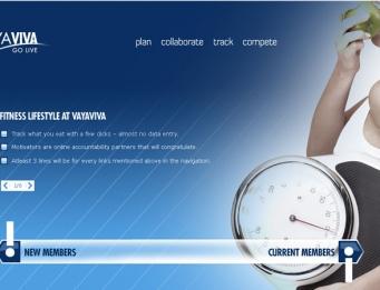 VayaViva Fitness Portal