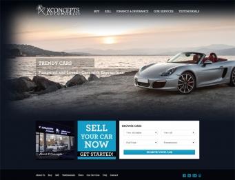 X Concepts  Automobili