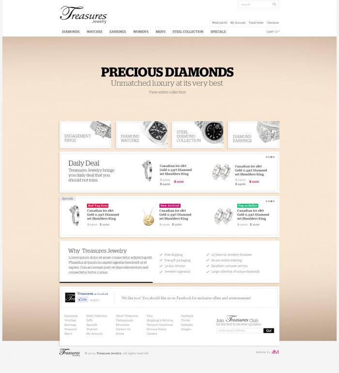 Treasures Jewelry