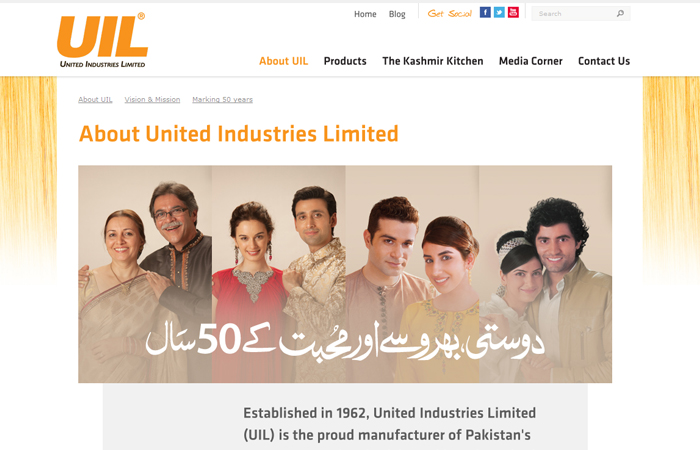 United Industries Limited