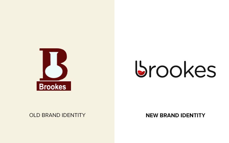 Brookes Pharma Brand Identity