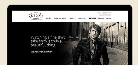 Eton Shirts Sweden